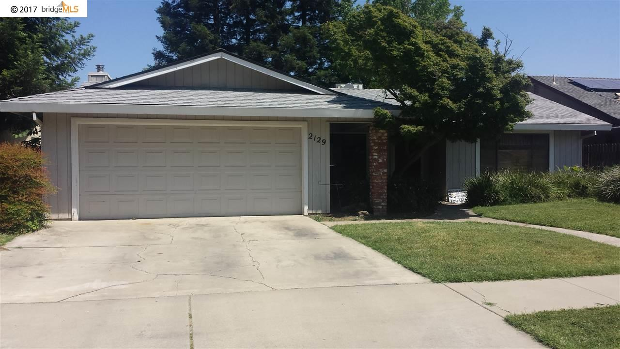 Single Family Home for Sale at 2129 E 27 Merced, California 95340 United States