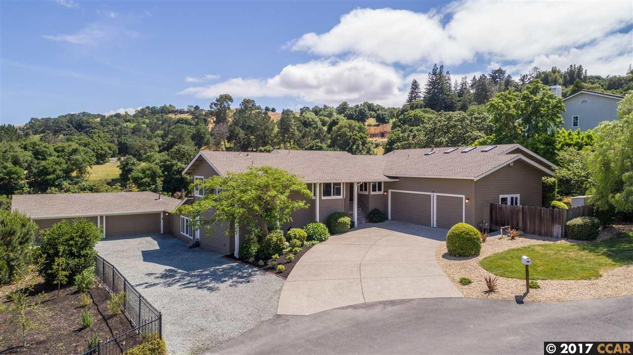 1608 Rancho View Rd, LAFAYETTE, CA 94549