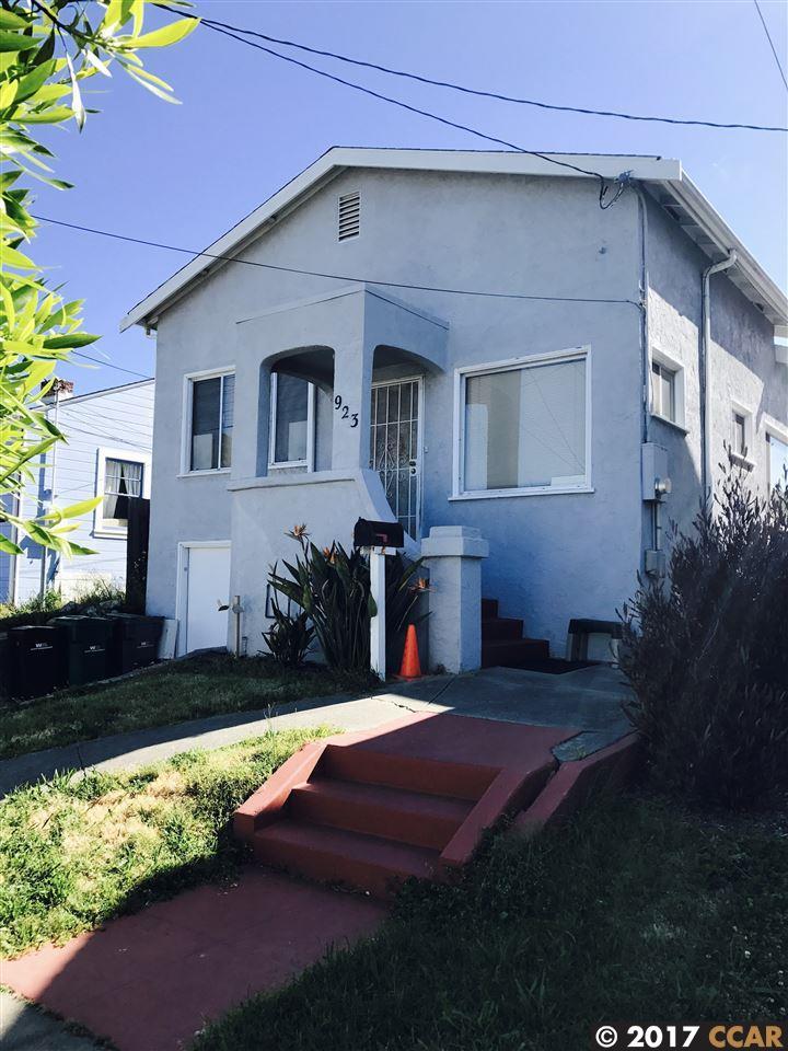 Maison unifamiliale pour l Vente à 923 Key Route Blvd Albany, Californie 94706 États-Unis