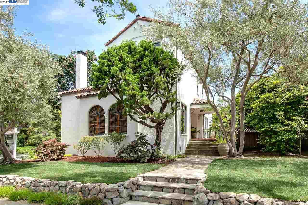 Частный односемейный дом для того Продажа на 1256 Sherman Street Alameda, Калифорния 94501 Соединенные Штаты