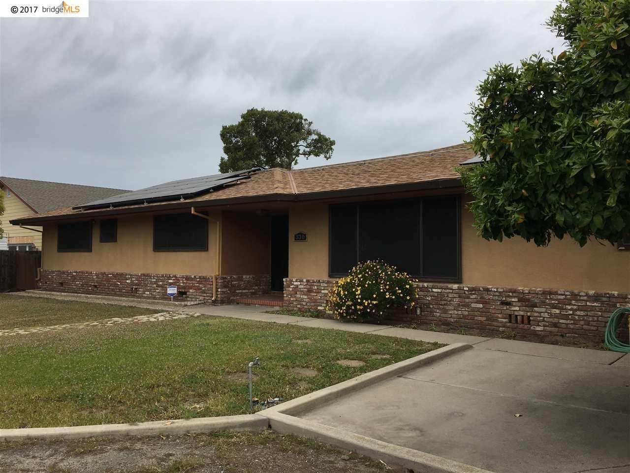 330 W Cypress, OAKLEY, CA 94561