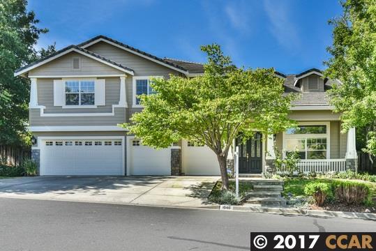 1040 Pebble Beach Drive, CLAYTON, CA 94517