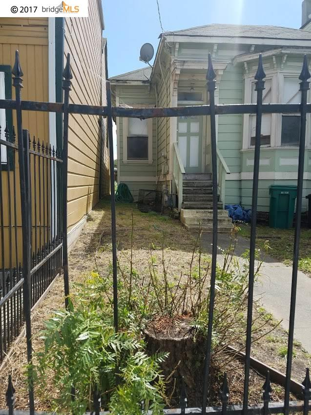Single Family Home for Sale at 1477 5Th Street Oakland, California 94607 United States