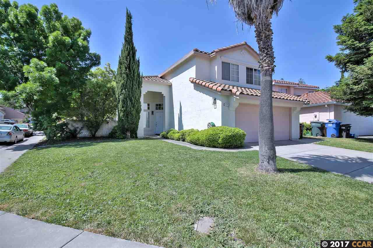 Single Family Home for Sale at 474 Beaulieu Court Bay Point, California 94565 United States