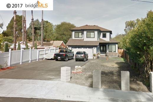 1816 Sunnyvale Ave, WALNUT CREEK, CA 94597