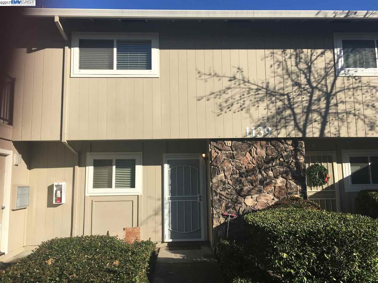 Townhouse for Rent at 1139 Reed Avenue Sunnyvale, California 94086 United States