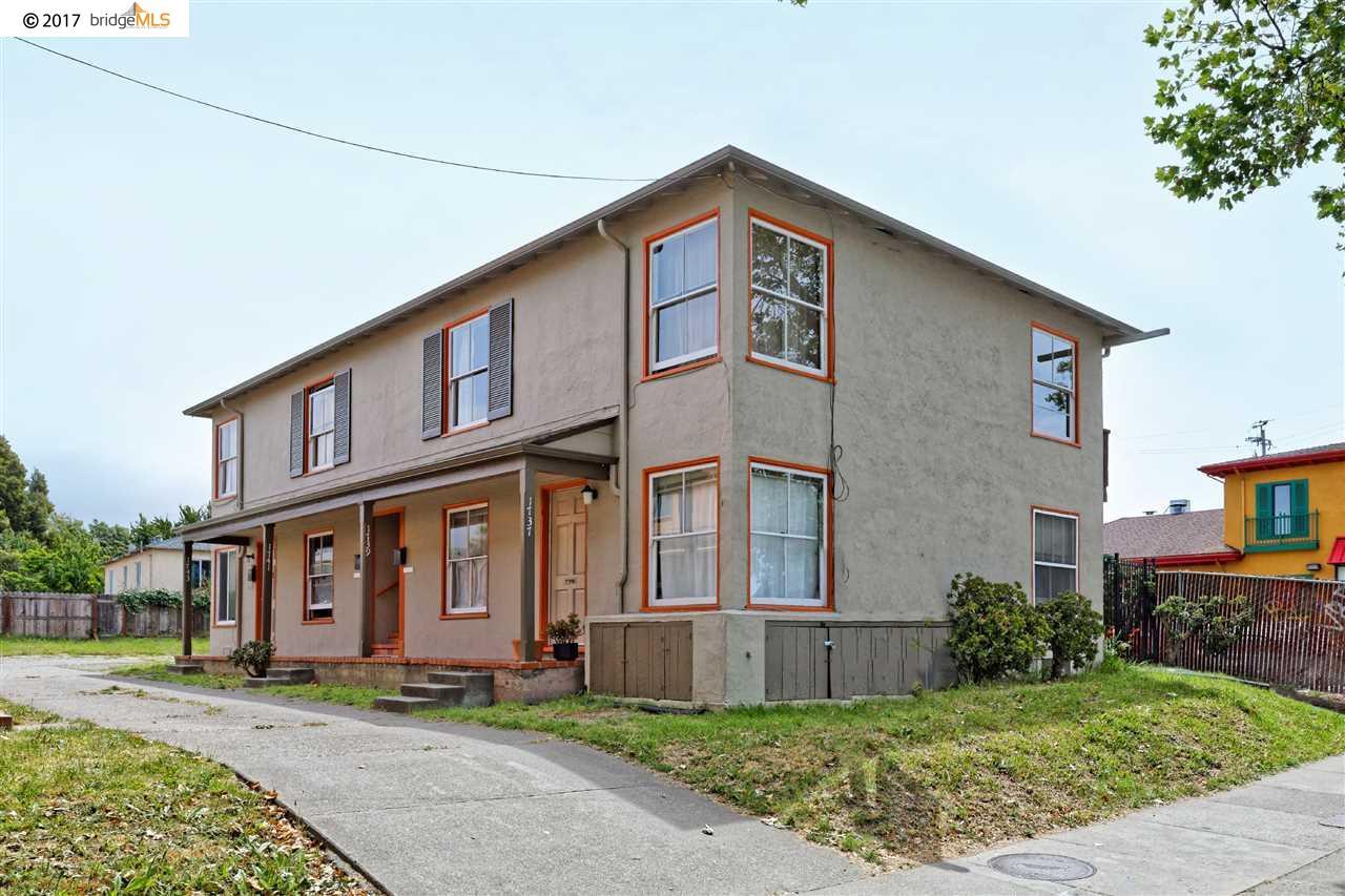 1737 San Pablo Ave, BERKELEY, CA 94702