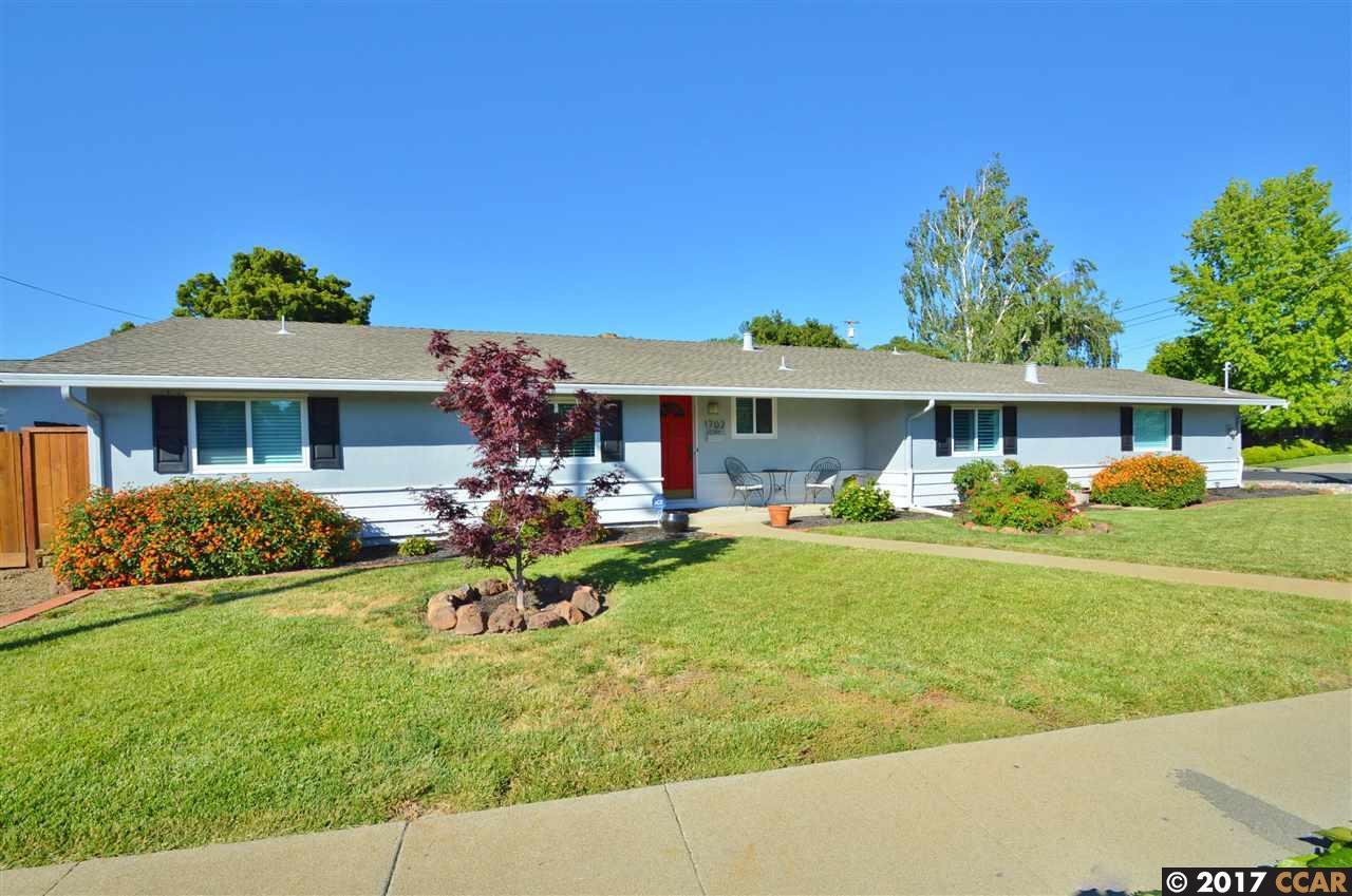 1702 Clayton Way, CONCORD, CA 94519