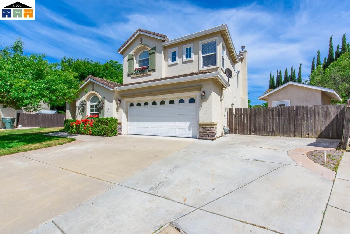 獨棟家庭住宅 為 出售 在 1842 Vaduz Court Manteca, 加利福尼亞州 95337 美國