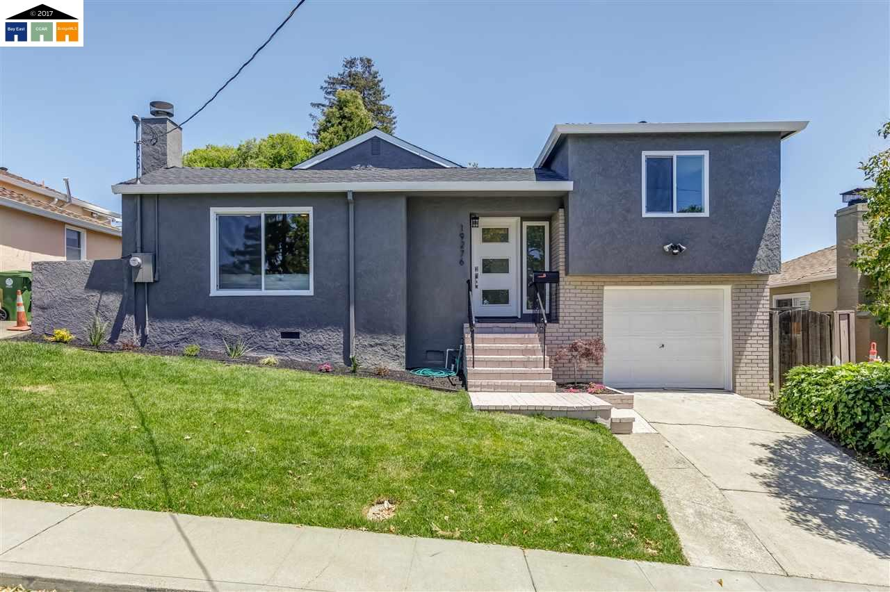 Single Family Home for Sale at 19276 Almond Road Castro Valley, California 94546 United States