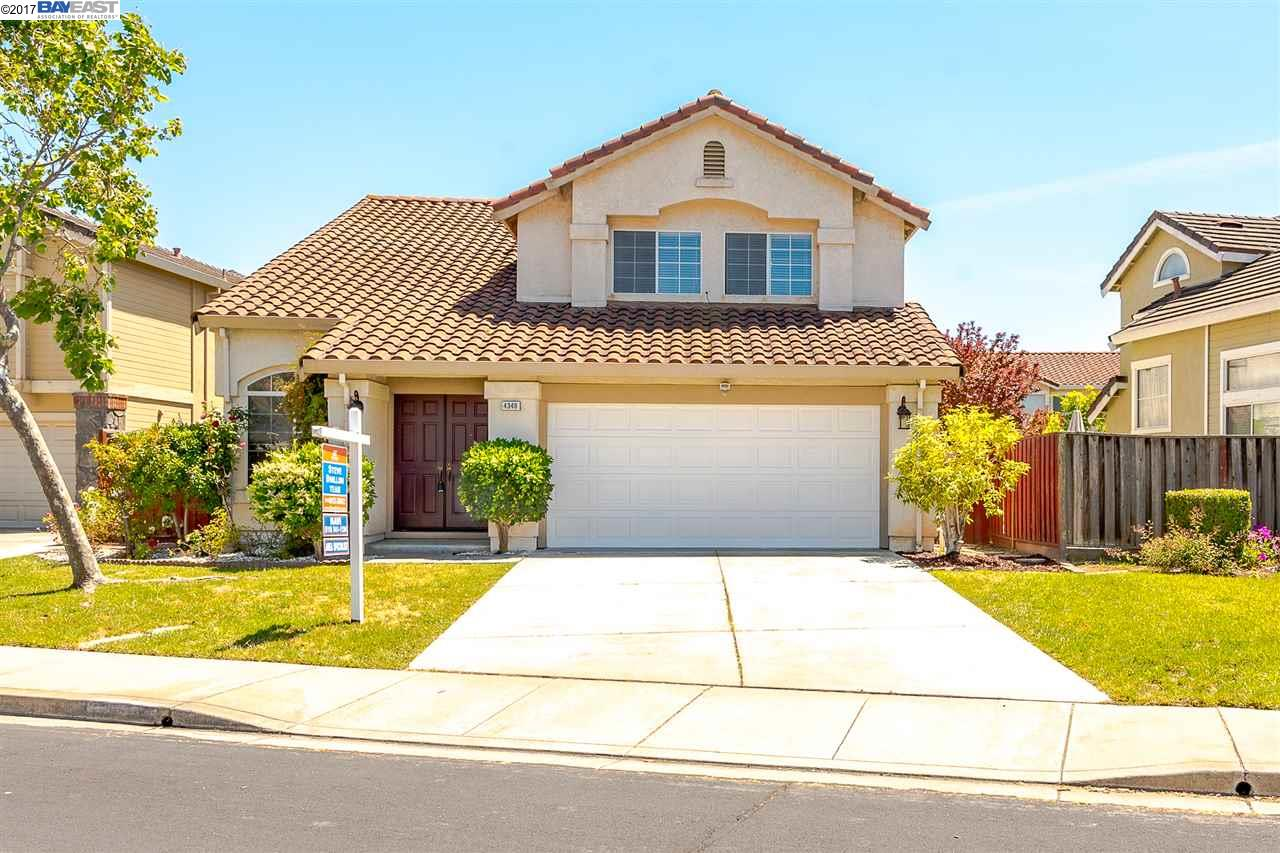 4348 Remora Dr, UNION CITY, CA 94587