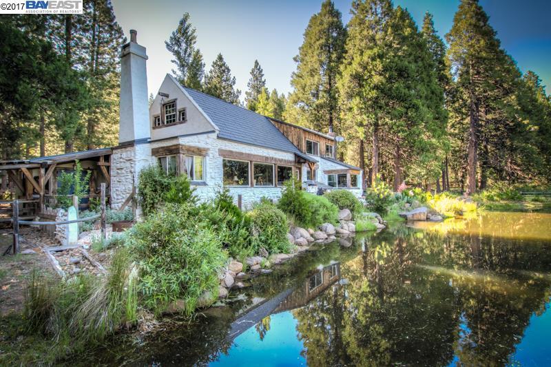 Частный односемейный дом для того Продажа на 7711 Long Hay Flat Road 7711 Long Hay Flat Road Shingletown, Калифорния 96088 Соединенные Штаты