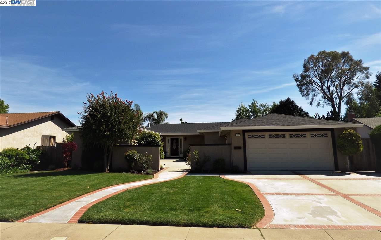 Single Family Home for Sale at 2357 Woodthrush Way Pleasanton, California 94566 United States