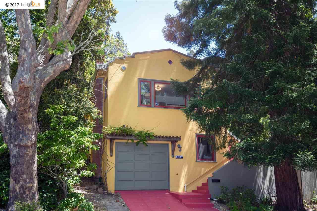 1087 Euclid Ave, BERKELEY, CA 94708