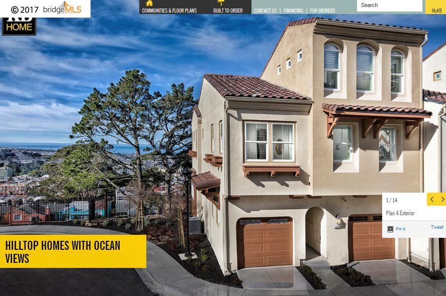 獨棟家庭住宅 為 出售 在 1004 Ocean View Avenue Daly City, 加利福尼亞州 94014 美國