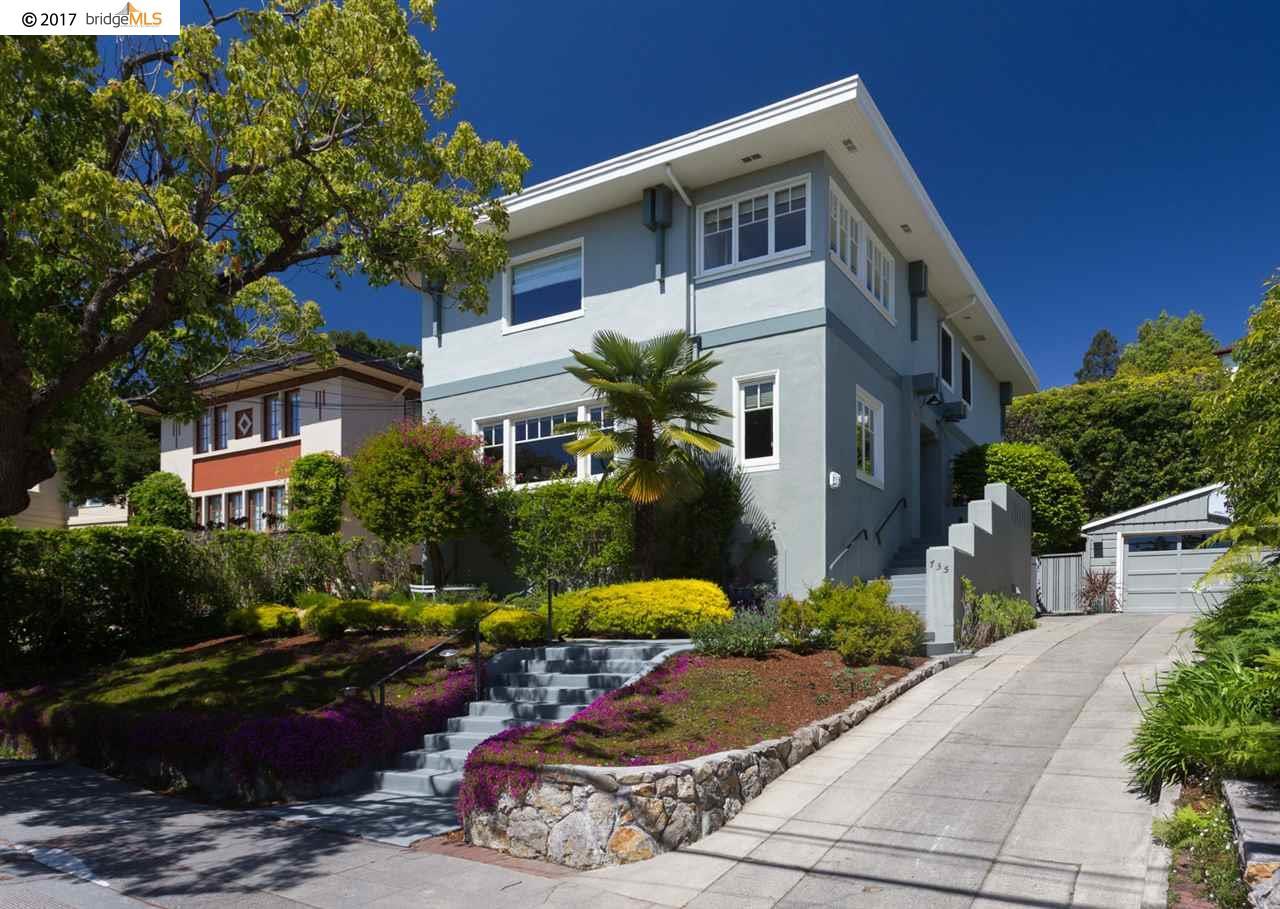 735 The ALAMEDA, BERKELEY, CA 94707