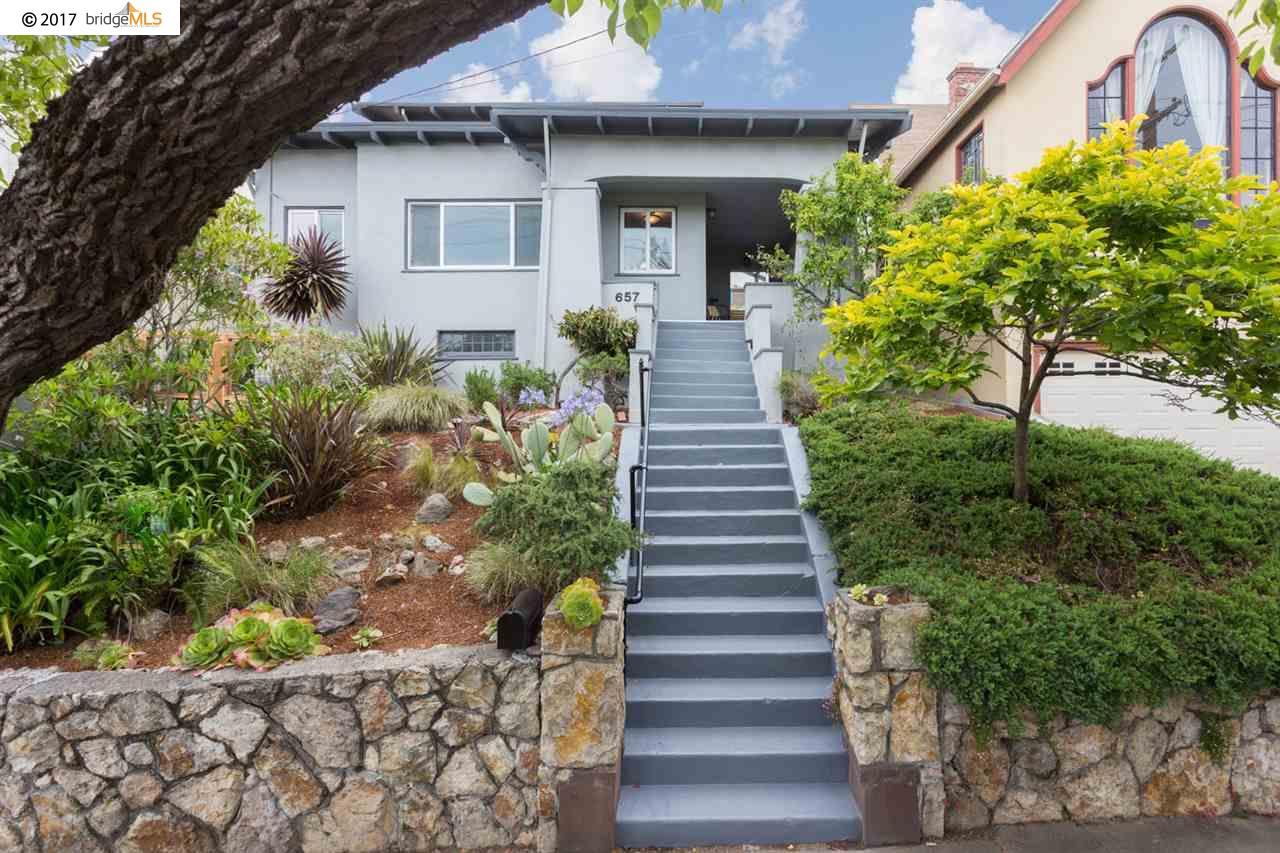657 Colusa Avenue, BERKELEY, CA 94707