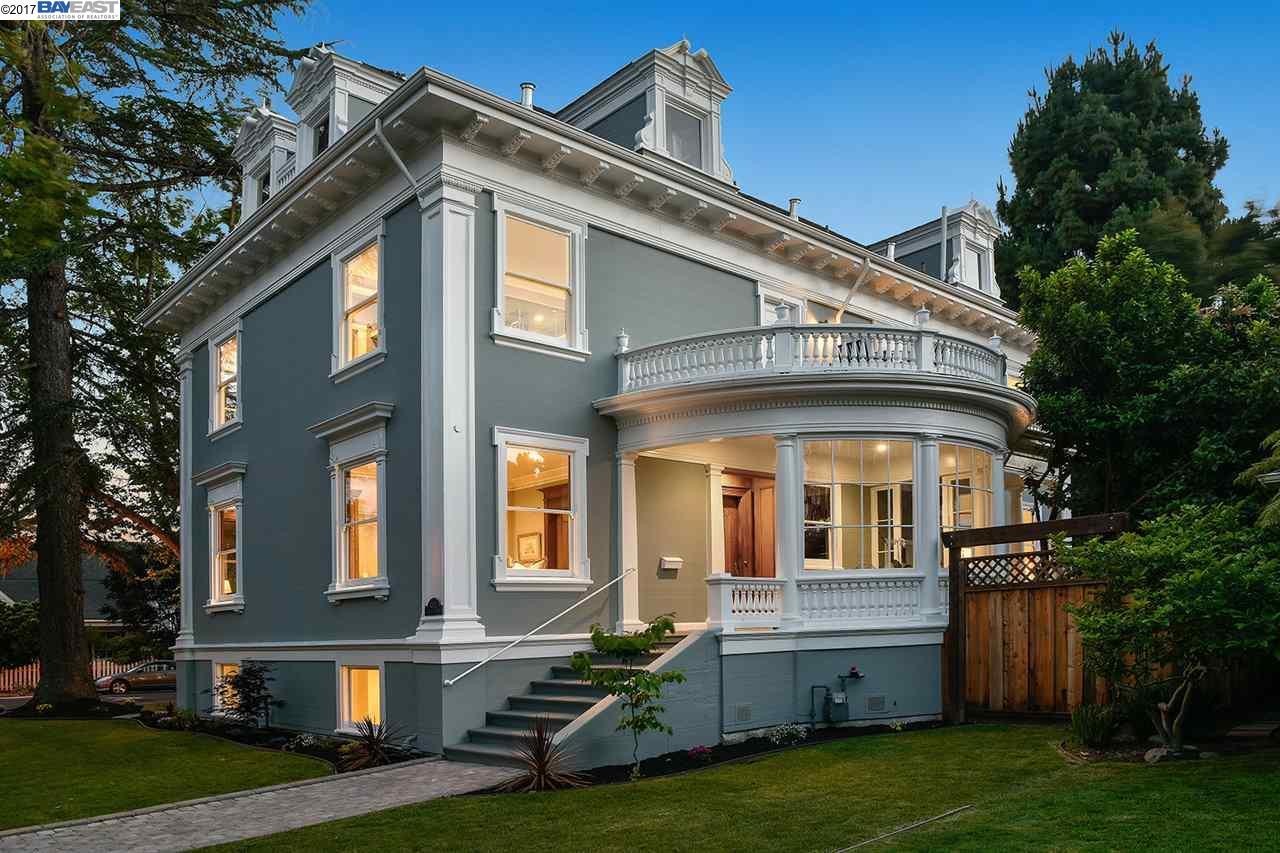 Частный односемейный дом для того Продажа на 1303 CAROLINE STREET Alameda, Калифорния 94501 Соединенные Штаты