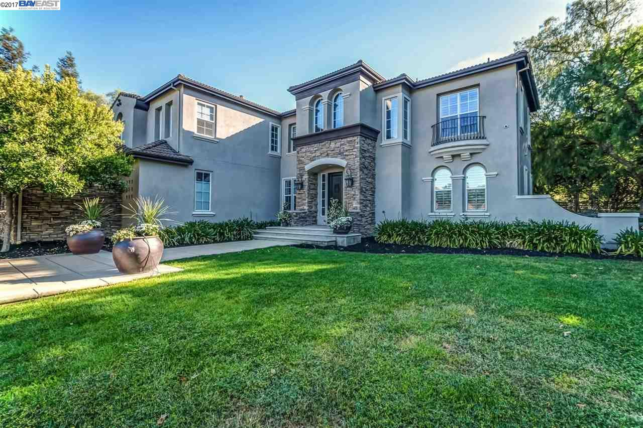 Single Family Home for Sale at 8062 Rockford Place Pleasanton, California 94566 United States