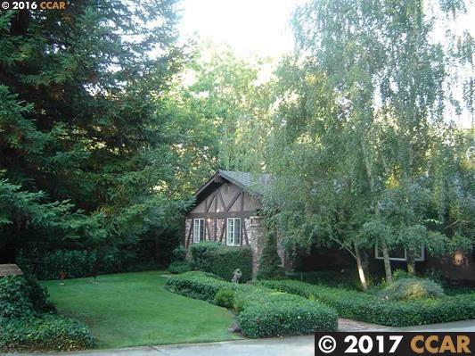Частный односемейный дом для того Аренда на 35 REDFEARN/REDFERN DRIVE Alamo, Калифорния 94507 Соединенные Штаты