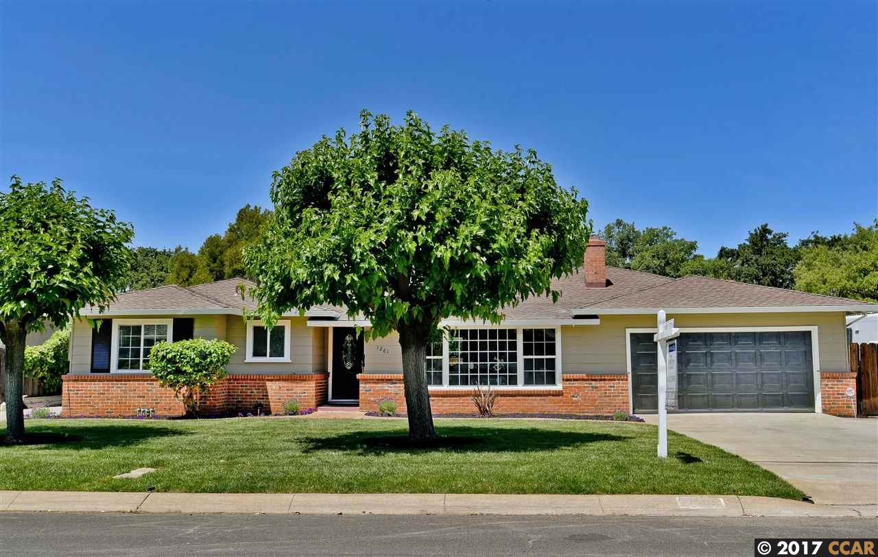 1261 Davis Avenue, CONCORD, CA 94518