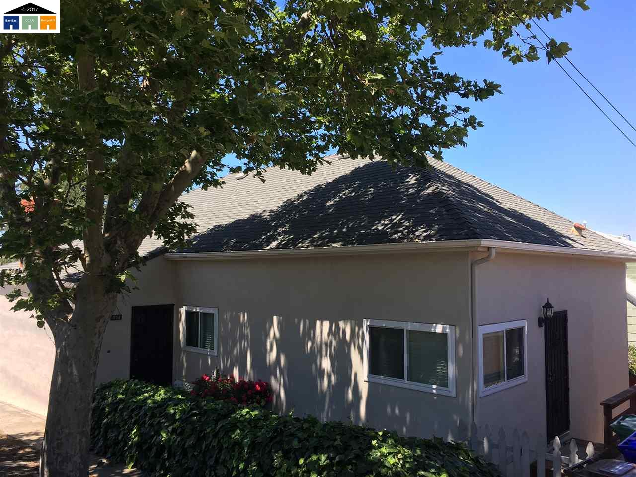 獨棟家庭住宅 為 出售 在 574 Alhambra Street Crockett, 加利福尼亞州 94525 美國
