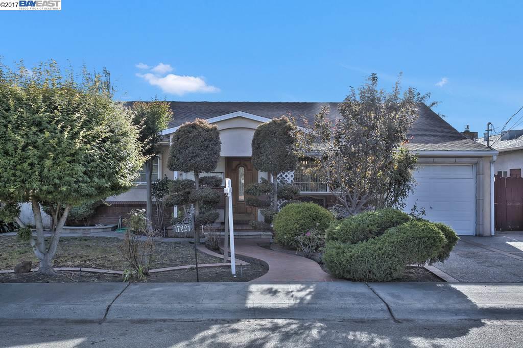 Einfamilienhaus für Verkauf beim 17221 Via La Jolla San Lorenzo, Kalifornien 94580 Vereinigte Staaten