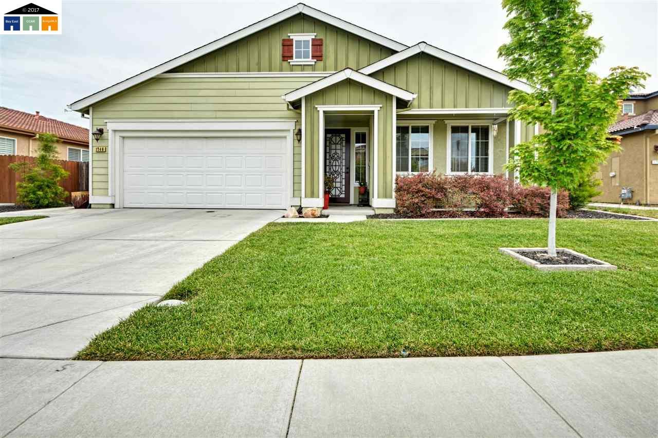 Single Family Home for Sale at 1746 Luna Bella Lane Manteca, California 95337 United States