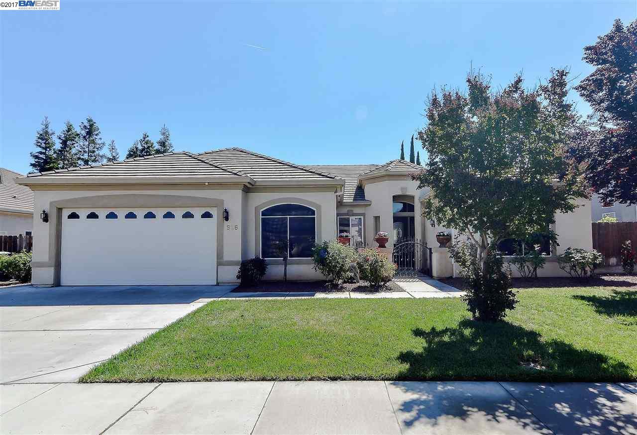 獨棟家庭住宅 為 出售 在 936 Sweet Pea Lane Manteca, 加利福尼亞州 95336 美國