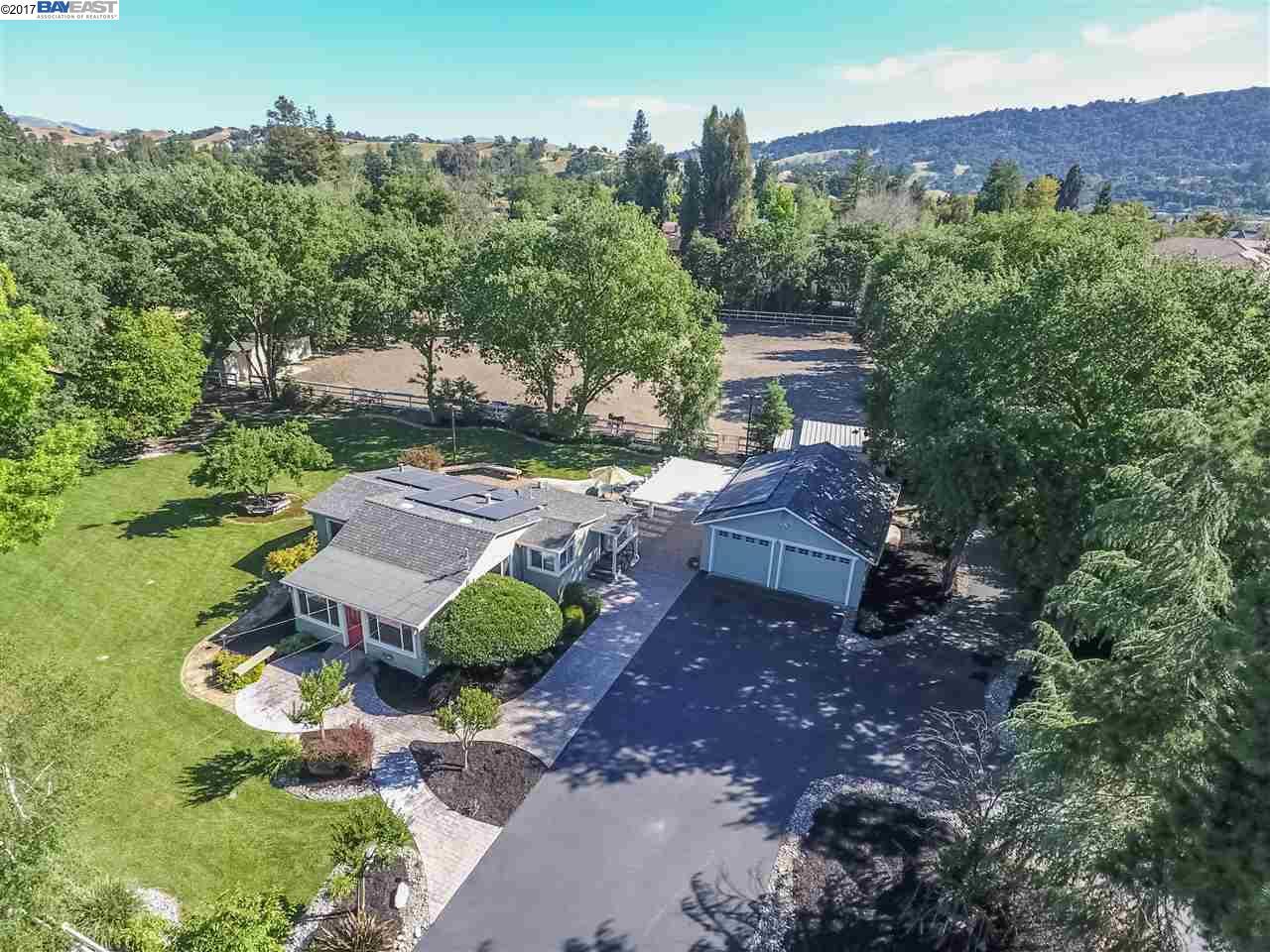 Single Family Home for Sale at 481 Sycamore Road Pleasanton, California 94566 United States