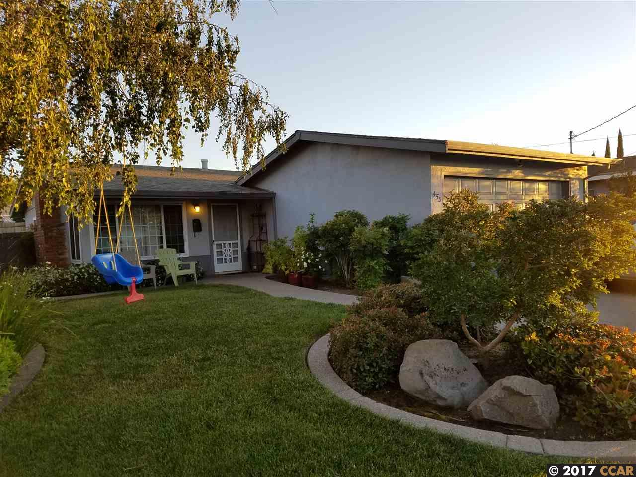 Single Family Home for Sale at 455 Levee Road Bay Point, California 94565 United States
