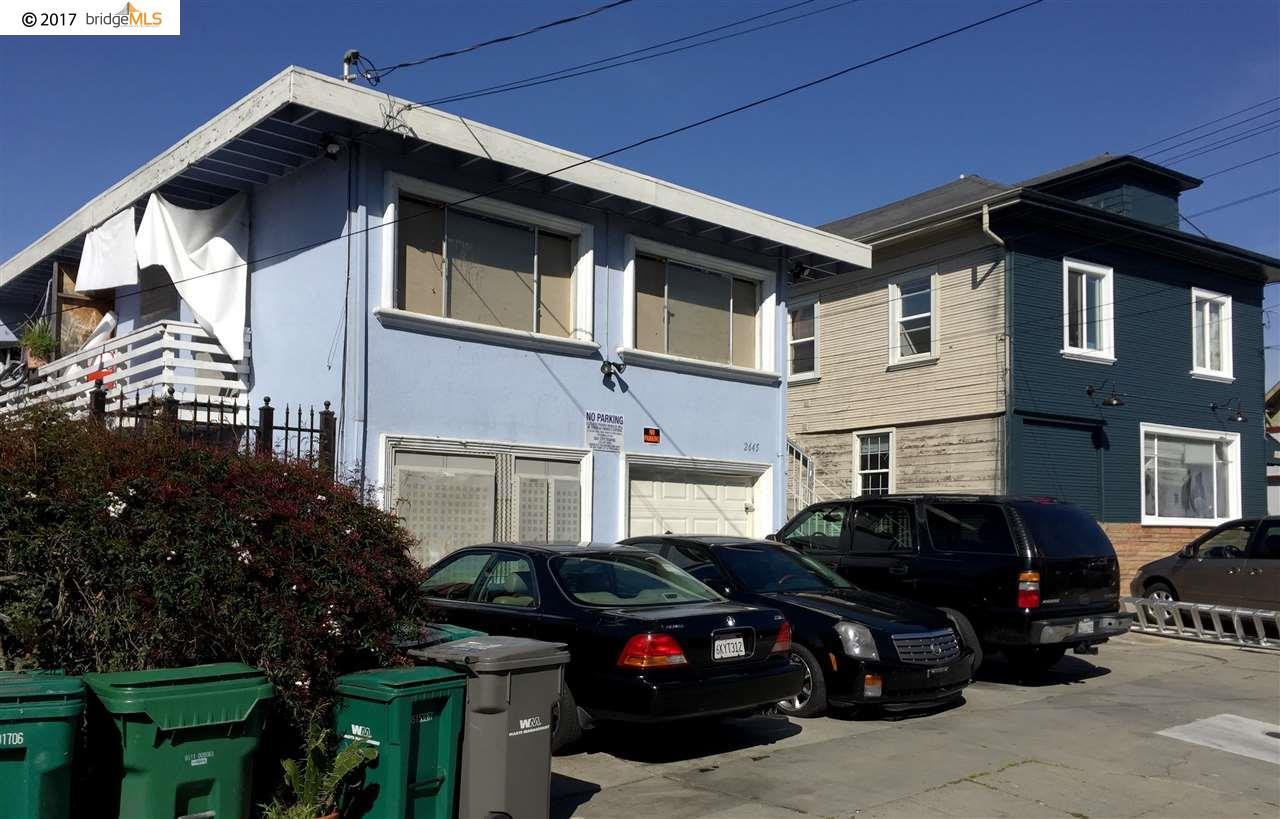 2645 Wakefield Ave, OAKLAND, CA 94606