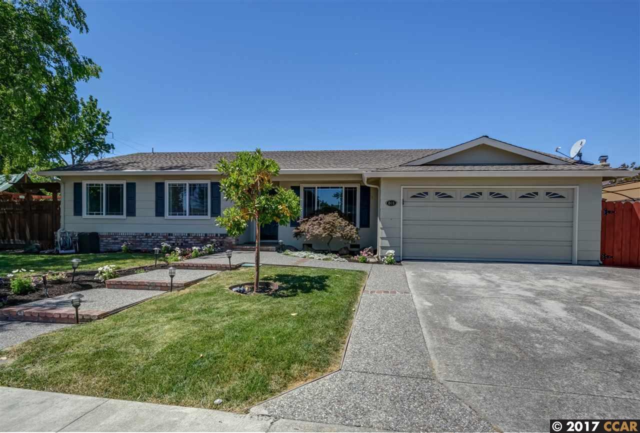 801 Heritage Pl, SAN RAMON, CA 94583