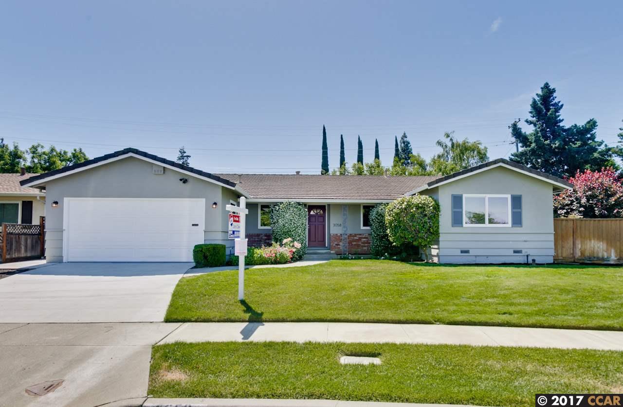 3058 Santa Maria Dr, CONCORD, CA 94518