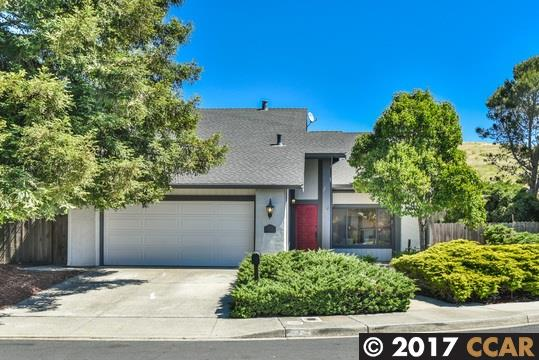 獨棟家庭住宅 為 出售 在 409 Duvall Benicia, 加利福尼亞州 94510 美國