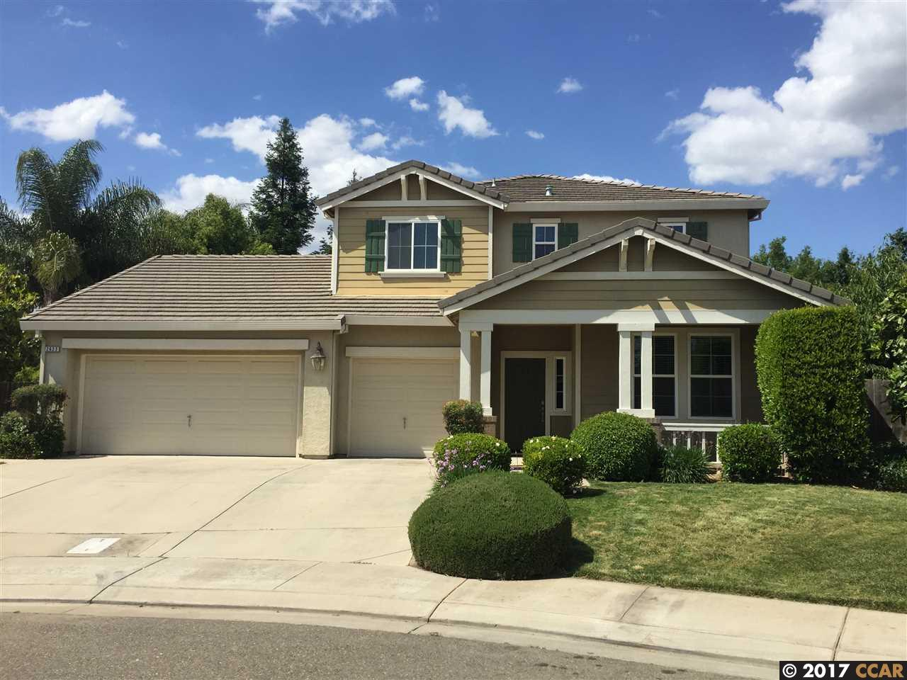 Single Family Home for Sale at 2633 Centerpiece Court Modesto, California 95367 United States