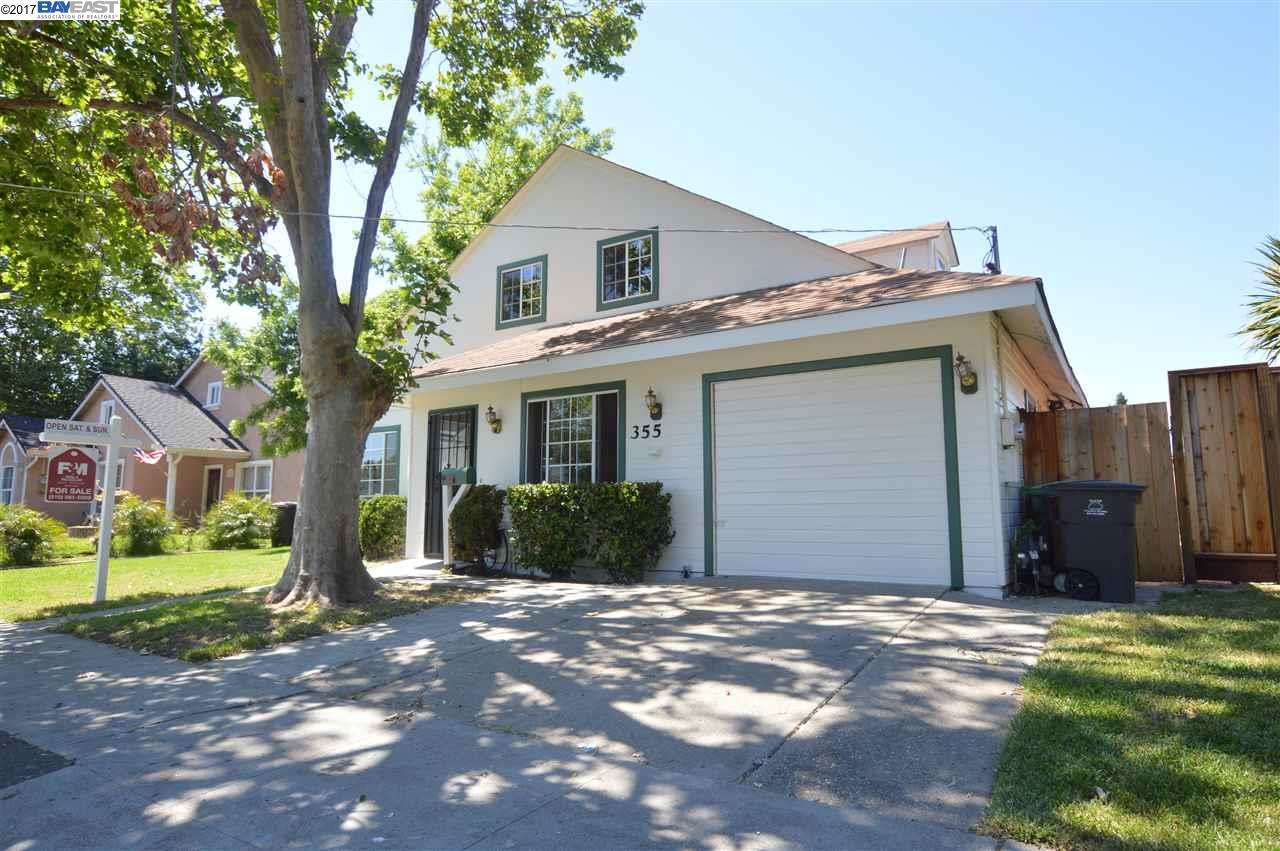 Einfamilienhaus für Verkauf beim 355 Annette Lane Hayward, Kalifornien 94541 Vereinigte Staaten