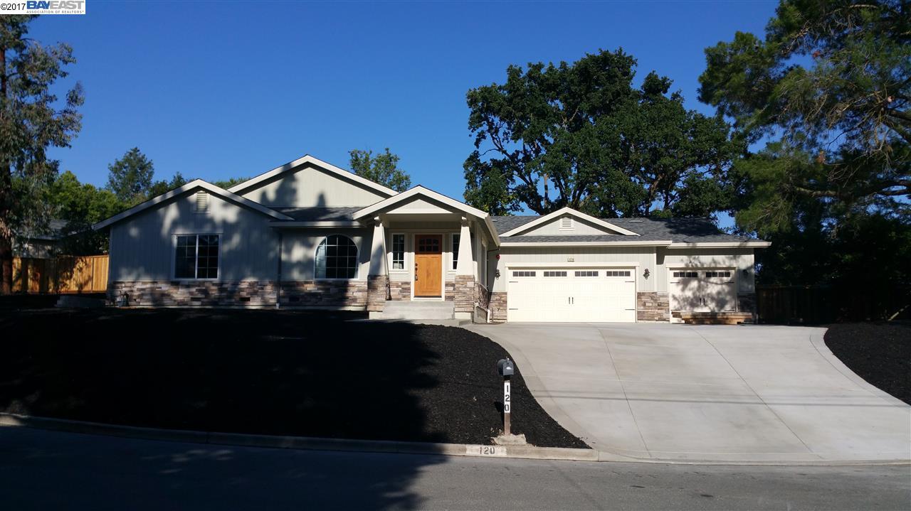 120 Valle Vista Dr, DANVILLE, CA 94526