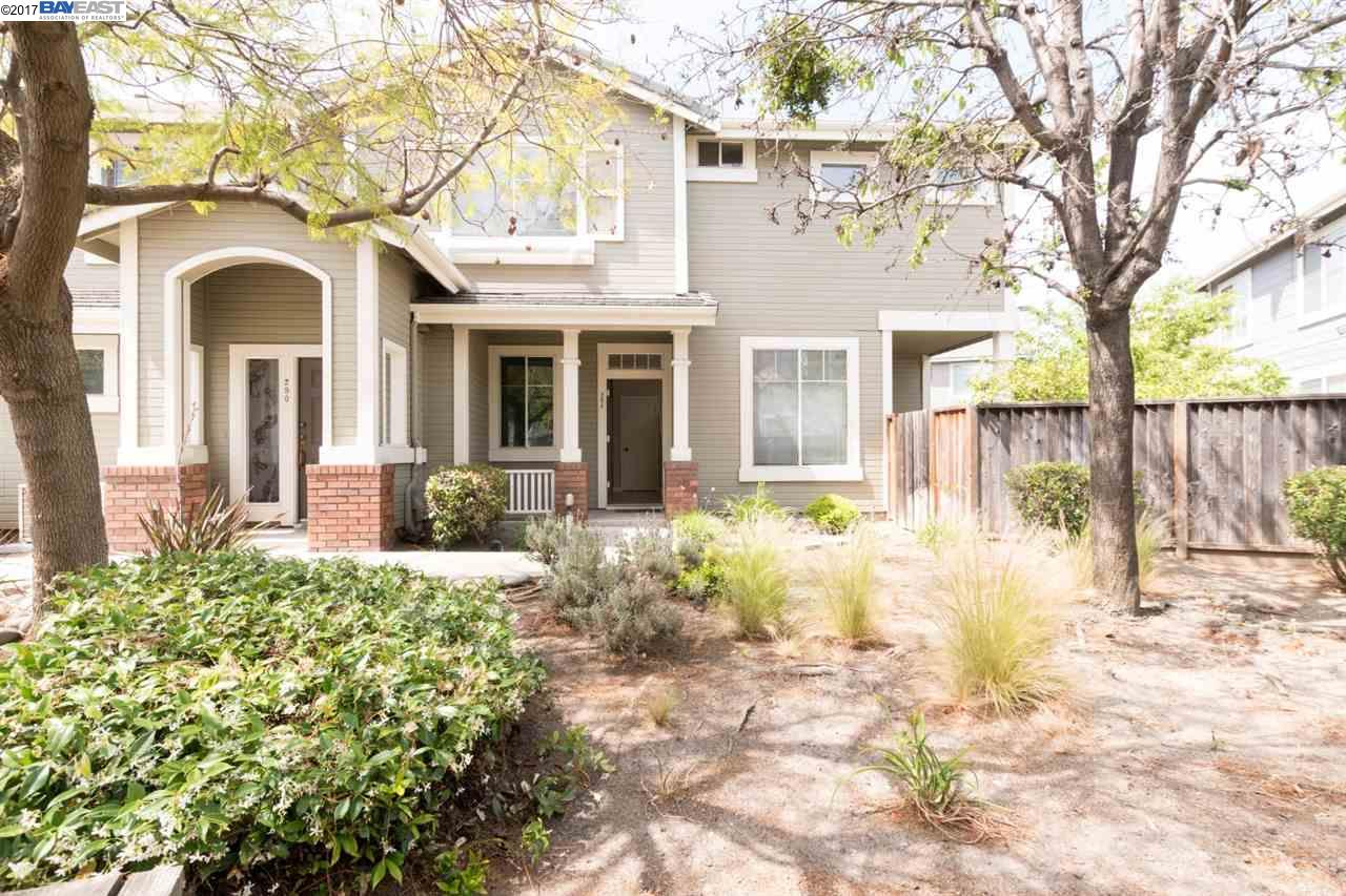 Townhouse for Sale at 294 Gemstone Milpitas, California 95035 United States