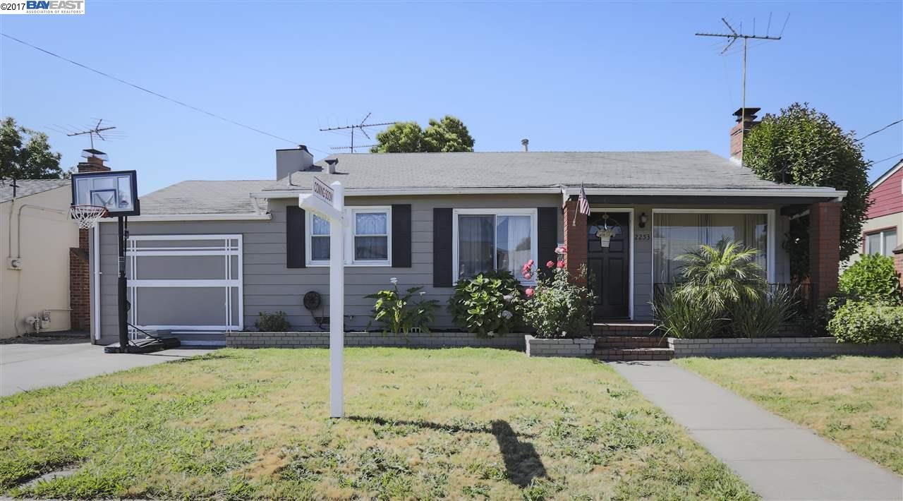 2253 Star Ave, CASTRO VALLEY, CA 94546