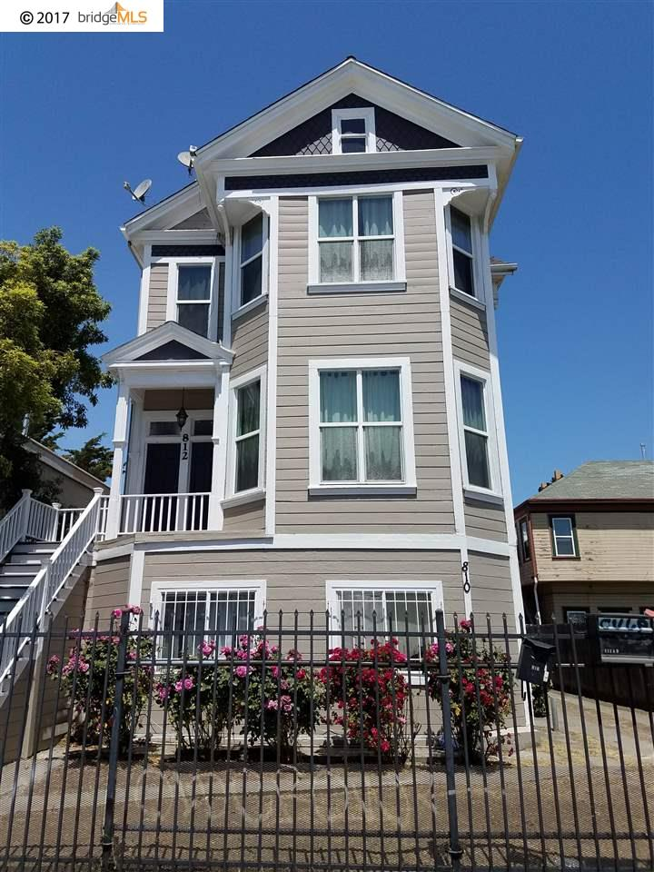 Additional photo for property listing at 812 27Th Street  Oakland, California 94607 United States