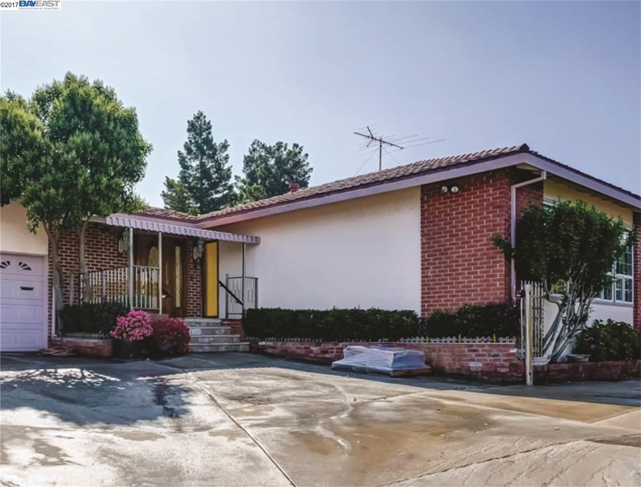 Single Family Home for Sale at 4169 High Ridge Place Castro Valley, California 94552 United States