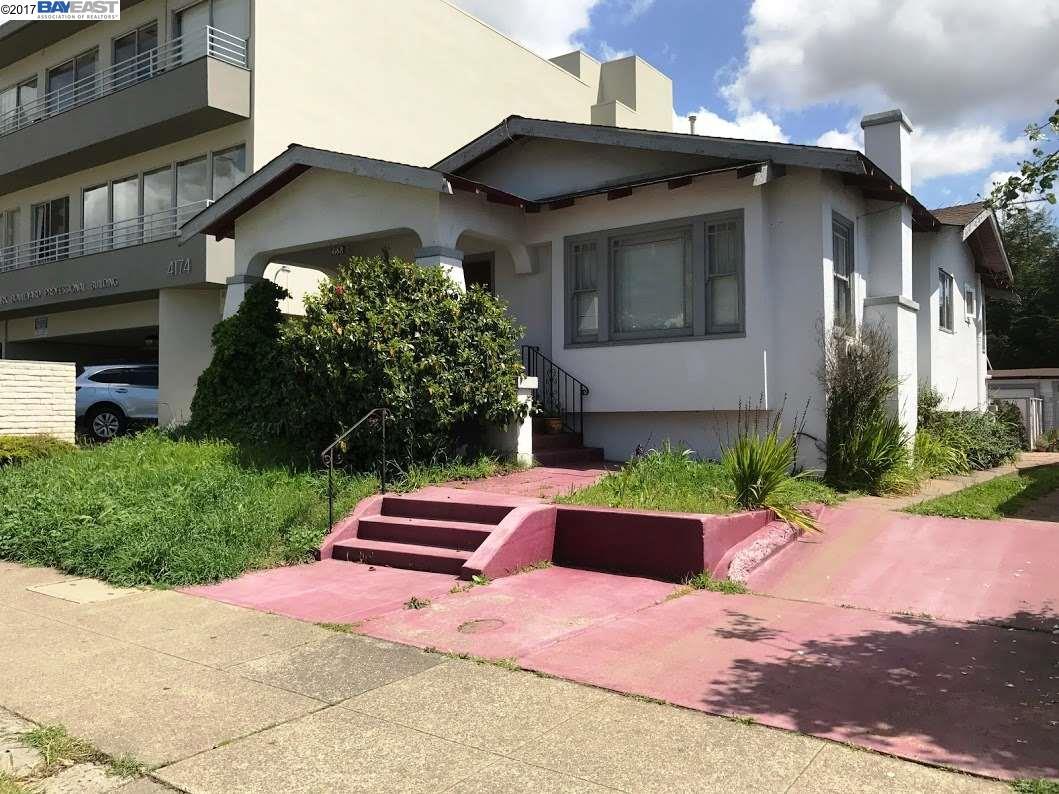 Maison avec plusieurs logements pour l Vente à 4168 Park Blvd Oakland, Californie 94602 États-Unis