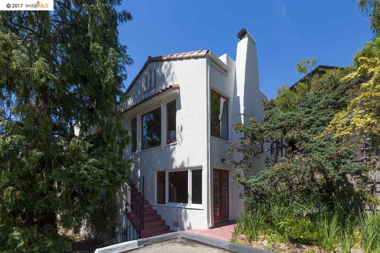 635 Santa Barbara Rd, BERKELEY, CA 94707