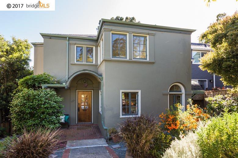 952 Arlington Ave, BERKELEY, CA 94707