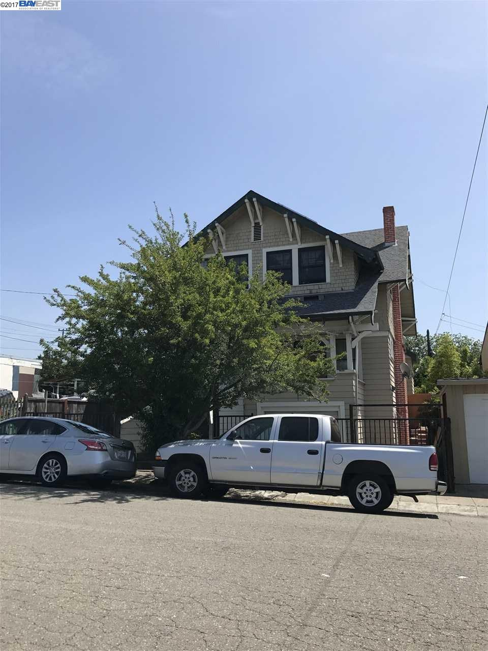 Additional photo for property listing at 1850 51St Avenue  Oakland, California 94601 United States