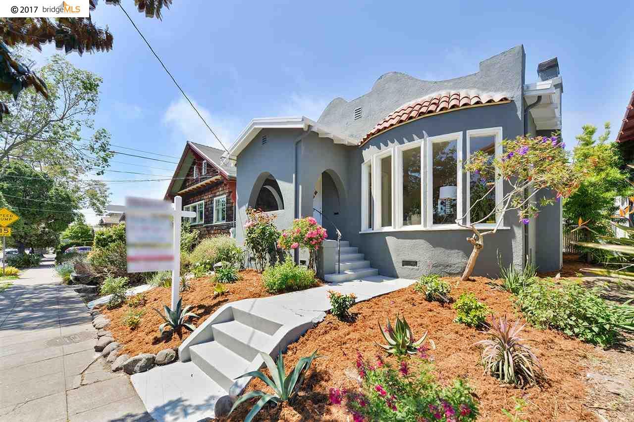 1217 Ward St, BERKELEY, CA 94702