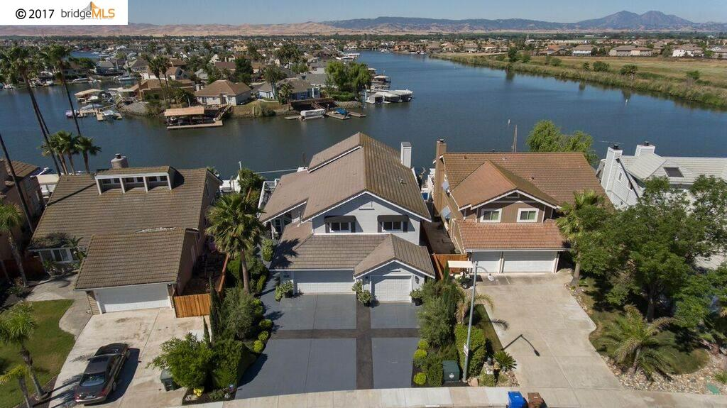 Single Family Home for Sale at 4874 South Point Discovery Bay, California 94505 United States