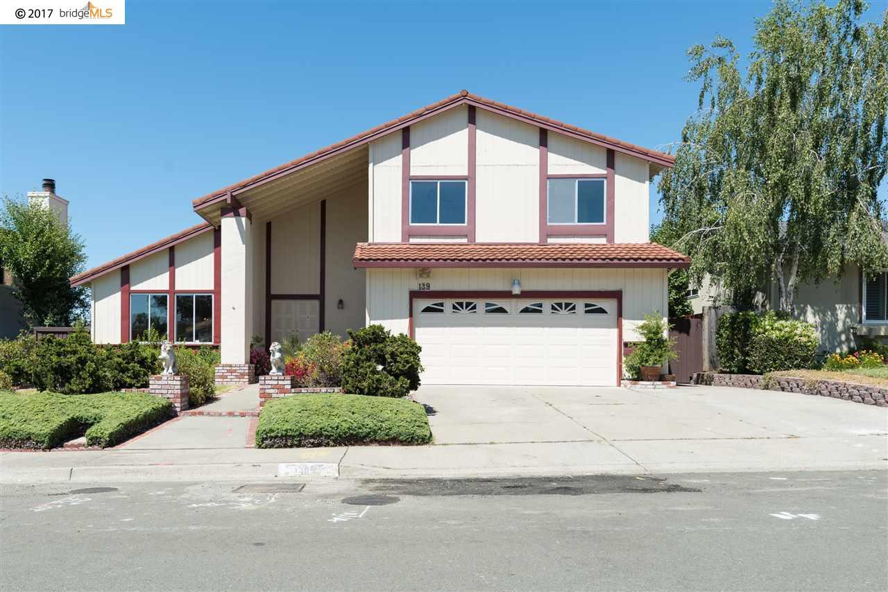 139 Manzanita Place, HERCULES, CA 94547