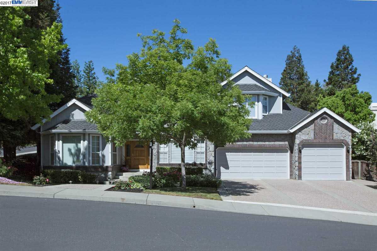 Single Family Home for Sale at 743 Montevino Drive Pleasanton, California 94566 United States